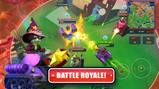 PvPets Tank Battle Royale Apk