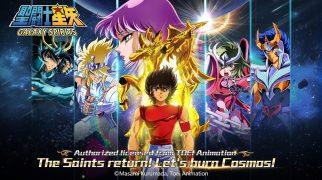 Saint Seiya Galaxy Spirits Download